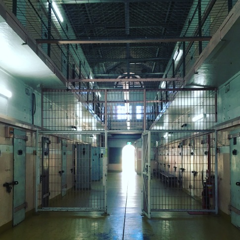 Maitland Gaol, photograph by Jesse Adams Stein